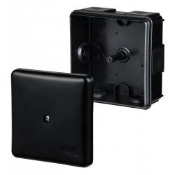 Puszka 6-wyl 5x2,5mm czarna
