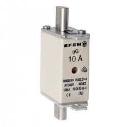N Wkładka bezpiecznikowa Gr.000 10A AC 500V gG