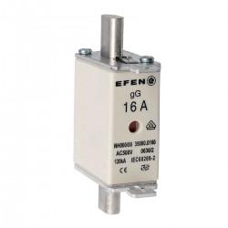 N Wkładka bezpiecznikowa Gr.000 16A AC 500V gG