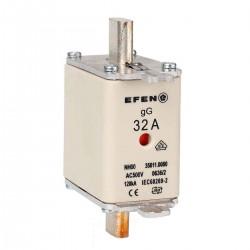 N Wkładka bezpiecznikowa Gr.00 32A AC 500V gG