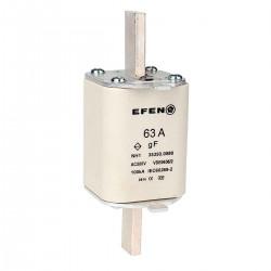 N Wkładka bezpiecznikowa szybka Gr.1 63A AC 500V gF