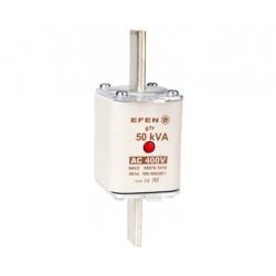 N Wkładka bezpiecznikowa Gr.2 50kVA AC 400V gTr