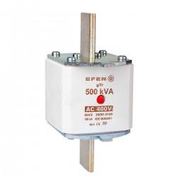 N Wkładka bezpiecznikowa Gr.3 500kVA AC 400V gTr