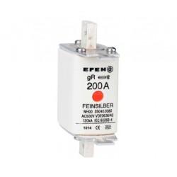N Wkładka bezpiecznikowa Gr.1 200A AC 500V gR