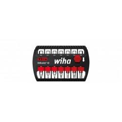 Zestaw bitów BitBuddy®, bit TY 49 mm Phillips, Pozidriv, TORX® 7-cz. 1/4