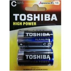 Bateria alkaliczna LR14 1,5V Toshiba