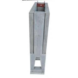 Fundament betonowy do rozdzielni ZK-1