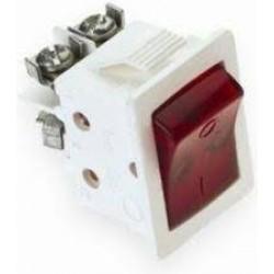 ELDA Łącznik miniaturowy 16A biały WA12PW82
