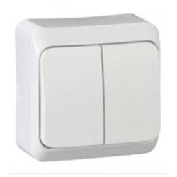 Prima Łącznik świecznikowy biały WDE001050