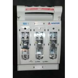 Rozłącznik izolacyjny bezpiecznikowy 3P 250A zaciski 50-185mm2 RBK