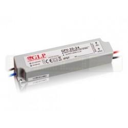Zasilacz LED AGC-16-350 350mA 16.8W 54V IP40