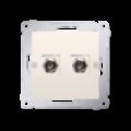 Gniazda Antenowe, Głośnikowe i HDMI (Moduły)