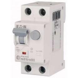 Wyłącznik kombinowany 6kA typ AC HNB-B16/1N/003
