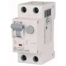 Wyłącznik kombinowany 6kA typ AC HNB-B20/1N/003