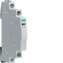 Styk pomocniczy 1NO+NC 6A/250V do SBNxxx i styczników,