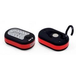 Lampka diodowa LED owalna Kerg,