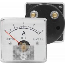 Miernik analogowy amperomierz kwadratowy 8A,MIER-6082,