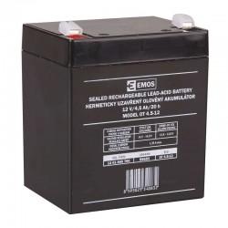 Akumulator AGM 12V 4,5Ah F4,7