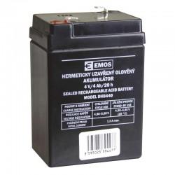 Akumulator AGM 4V 4Ah