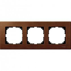 Ramka 3-krotna - drewno