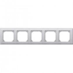 Ramka pięciokrotna M-PLAN Aluminiowy