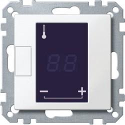 Regulator temperatury z wyświetlaczem dotykowym