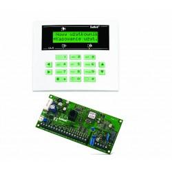 Centrala alarmowa CA5 KPL z klawiaturą LCD S SATEL,