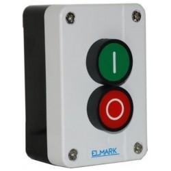 Kaseta sterownicza 2 przyciski EL1-B213,