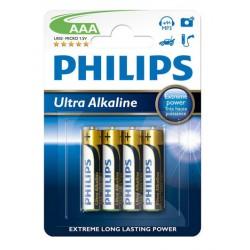 Bateria Power Alkaline RL03 (AAA)