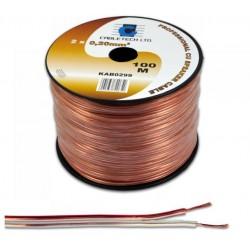 Kabel głośnikowy 2X0.35mm,