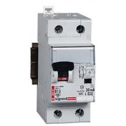 Wyłącznik różnicowo-prądowy 2P B 10A