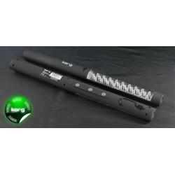 Latarka warstatowa, ultra cienka 28 LED,