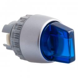 Napęd podświetlany pokrętny piórkiem trzypołożeniowy P3L