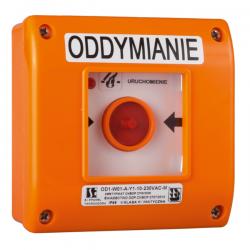 Ręczny przycisk oddymiania OD1