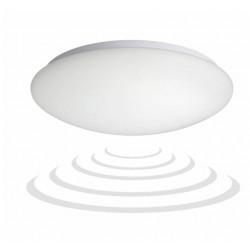 Plafon z mikrofalowym czujnikiem ruchu 5.8 GHz,1x60W, E27,