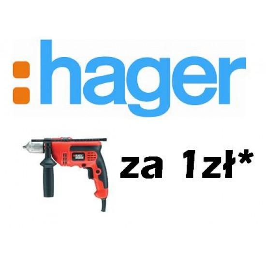 Promocja HAGER!