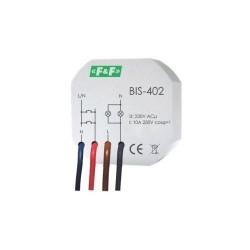 Przekaźnik bistabilny BIS-402,