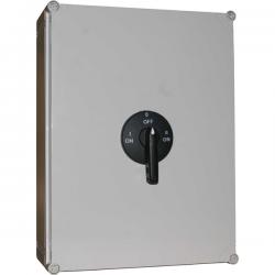 Przełącznik źródła zasilania PRZK 125 w obudowie OBA/OBP