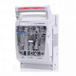 Rozłącznik izolacyjny bezpiecznikowy Apator, RBK00 160A,