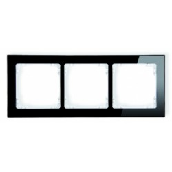 Ramka uniwersalna 3-krotna - efekt szkła