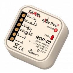 ROP-02, Radiowy odbiornik dopuszkowy 2- kanałowy,