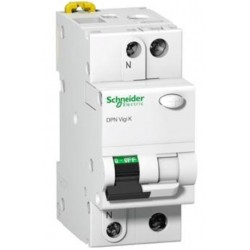 Wyłącznik różnicowo-prądowy 2P C 10A 30mA AC