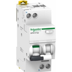 Wyłącznik różnicowo-prądowy 2P B 10A 30mA AC
