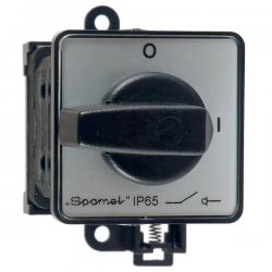 SK10G BS Łącznik krzywkowy mocowany do bazo-szyny