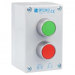 Kaseta sterownicza K2 z przyciskami START-STOP SP22K2\01