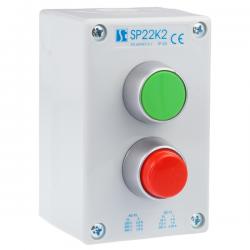 Kaseta sterownicza K2 z przyciskami START-STOP SP22K2\02