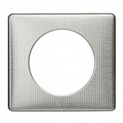 Ramka pojedyncza CELIANE ANODISED tekstura aluminium