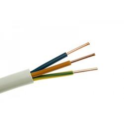 Przewód YDY 3x1.5,  450/750 V,