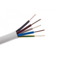 Przewód, YDY 5x1.5, 450/750V,