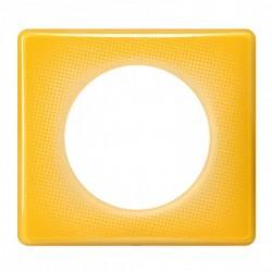 Ramka pojedyncza CELIANE MEMORIES żółty